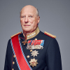 His Majesty King Harald. Pho