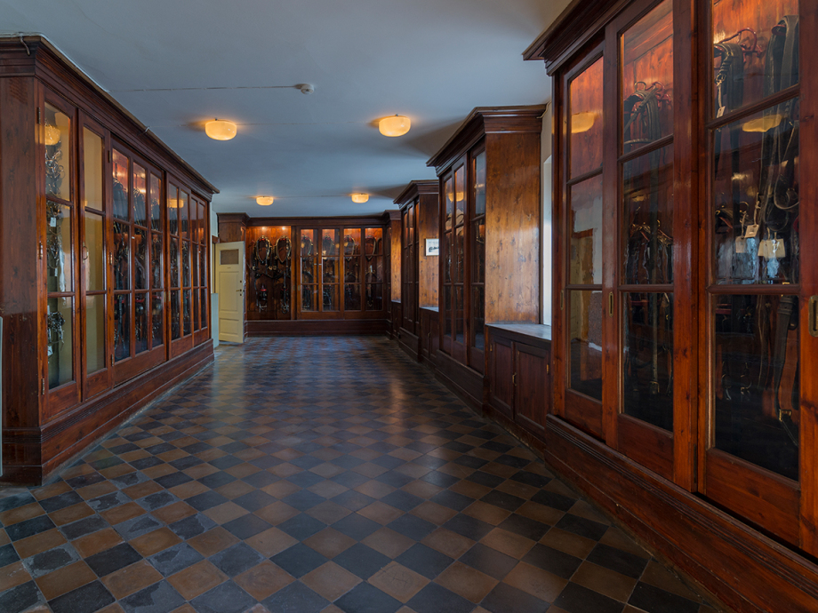The Royal Tack Room is open to the public for the first time. Photo: Jan Haug, The Royal Court