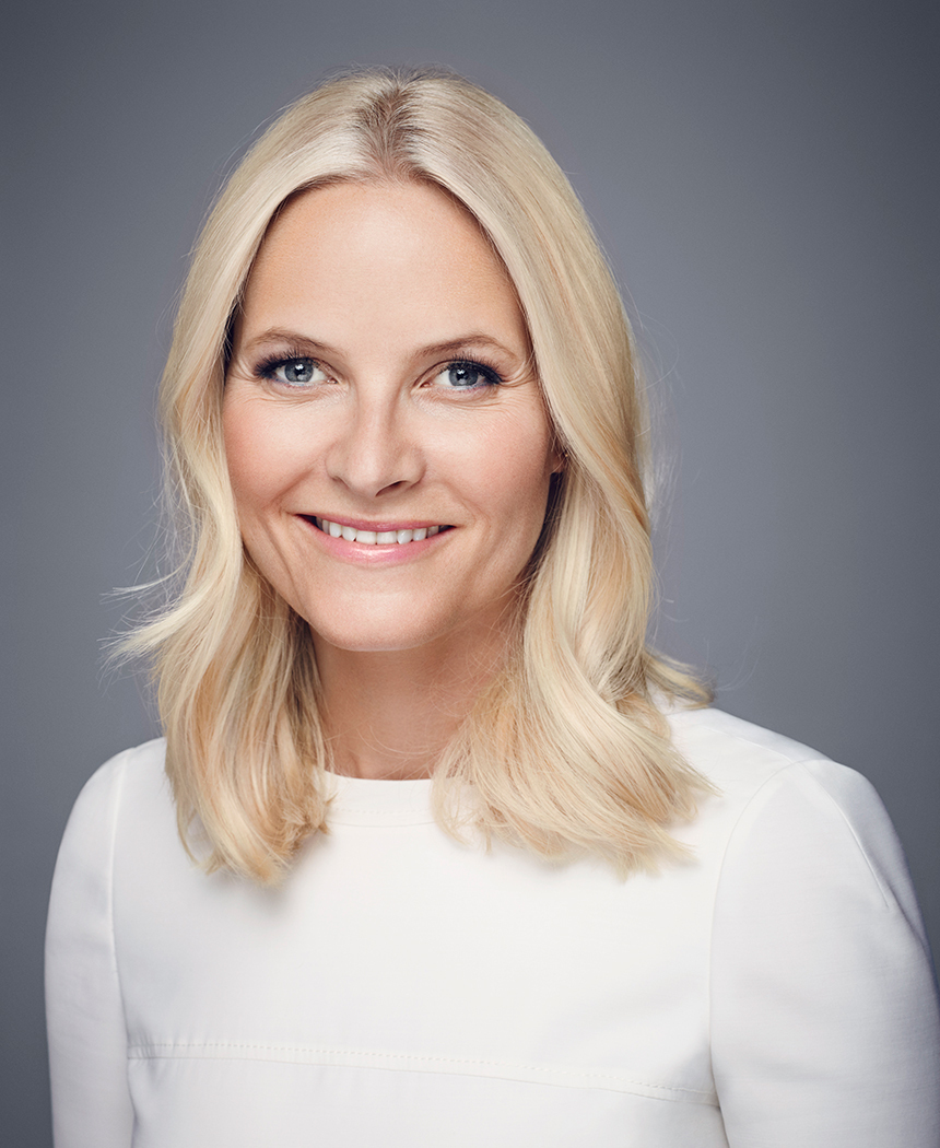 Her Royal Highness Crown Princess Mette-Marit. Photo: Jørgen Gomnæs / The Royal Court