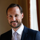 Crown Prince Haakon 2013 (Photo: Lise Åserud / NTB scanpix)