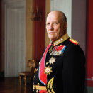 His Majesty King Harald 2006 (Photo: Cathrine Wessel, The Royal Court)