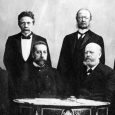 The Norwegian Government 1905 (The Royal Court, Archives)