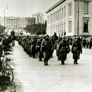 German forces march into Oslo. (Photo: Scanpix)