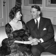 November 1960 the engagement between Princess Astrid and Mr Johan Martin Ferner was announced. Photo: Jan Stage, NTB scanpix.
