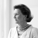Her Majesty Queen Sonja 2010 (Photo: Sølve Sundsbø / The Royal Court)