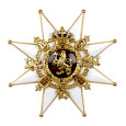 The Order of the Norwegian lion: Grand Cross  (Photo: Kjartan Hauglid, The Royal Court)