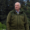 King Harald in Homer, Alaska. Photo: Sven Gjeruldsen, the Royal Court
