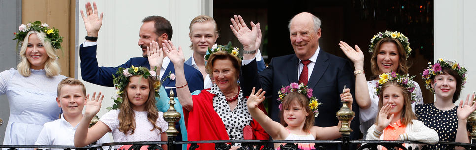 The Royal Family The Royal House Of Norway