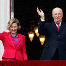 King Harald and Queen Sonja  (Photo: Lise Åserud, NTB Scanpix)