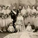 Official wedding photograph (Photo: The Royal Court Photo Archives)