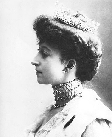Queen Maud 1906 (The Royal Court, Archives)