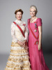 Queen Sonja and Crown Princess Mette-Marit