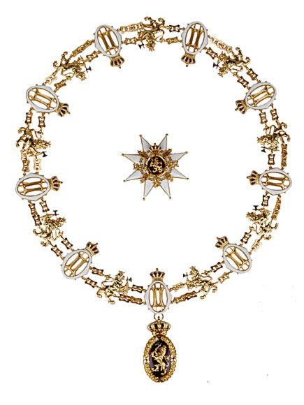 The Order Of The Norwegian Lion The Royal House Of Norway