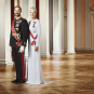 Their Royal Highnesses The Crown Prince and Crown Princess. Handout picture from the Royal Court published 15.01.2016. For editorial use only, not for sale. Photo: Jørgen Gomnæs / The Royal Court.