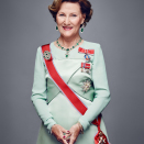 Her Majesty Queen Sonja 2016. Photo : Jørgen Gomnæs, the Royal Court