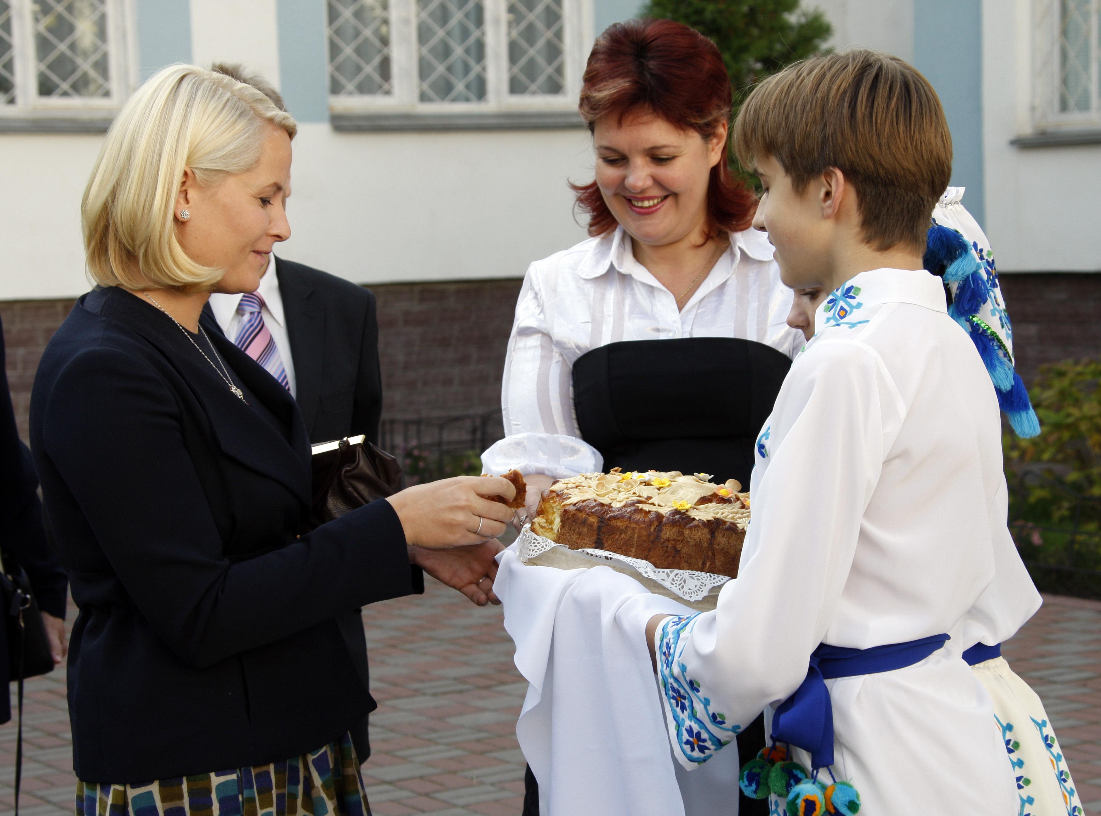 Kinder Garden: Visit To Scandinavian School In Kiev