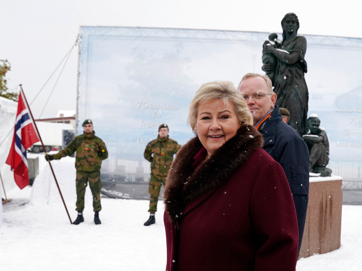 Celebrating peace in the north - The Royal House of Norway