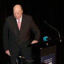 The second day started at the Australia National Maritime Museum, where King Harald opened a seminar on the Antarctic. Photo: Lise Åserud, NTB scanpix