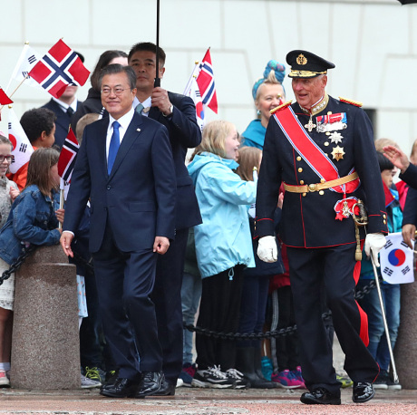 State Visit from the Republic of Korea