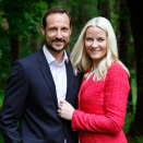 Pictures released on the occasion of the Crown Prince and Crown Princess' 40th birthdays in 2013 (Photo: Lise Åserud / NTB scanpix)