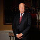 His Majesty King Harald, photographed on the occasion of his 80th anniversary 21 February 2017. Photo: Lise Åserud, NTB scanpix.