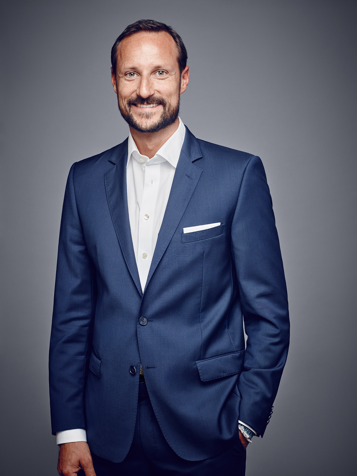 Crown Prince Haakon The Royal House Of Norway