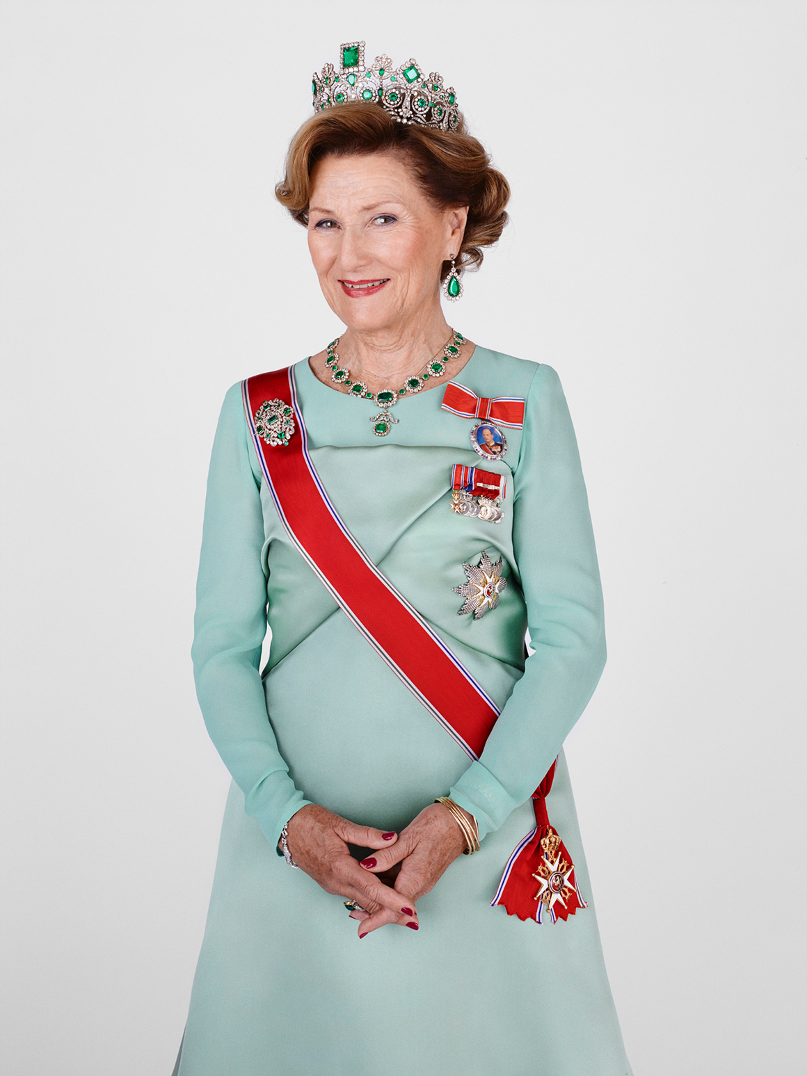 Queen Sonja - The Royal House of Norway