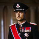 His Royal Highness Crown Prince Haakon 2004 (Photo: Jo Michael)