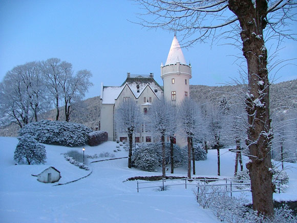 Gamlehaugen The Royal House Of Norway