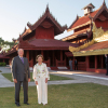 State Visit concluded in Mandalay